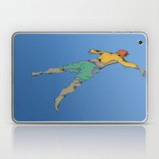 Poor Floater Laptop & iPad Skin