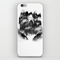 Valley Of The Mountain G… iPhone & iPod Skin