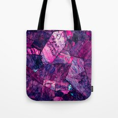 Labradorite Purple Tote Bag