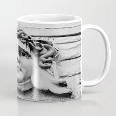 Face of stone Mug