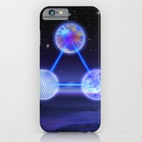 iPhone & iPod Case featuring CSETI Logo in 3D by Bryan Dechter