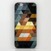 gyld^pyrymyd iPhone & iPod Skin