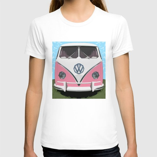 VW Kombi Love van T-shirt