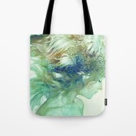 Tote Bag featuring Comb by Anna Dittmann