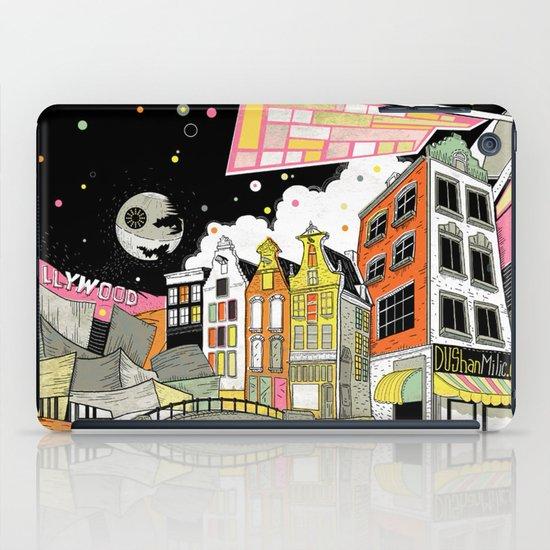 Amsterdam to Hollywood iPad Case