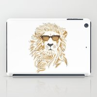 'king Cool iPad Case