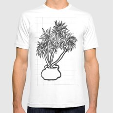 potential tree Mens Fitted Tee SMALL White