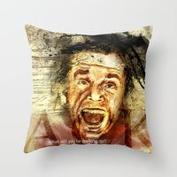 jack torrance Throw Pillow