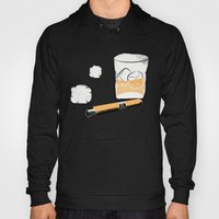 Cigar And Booze Hoody