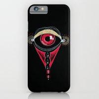 RED Eye iPhone 6 Slim Case