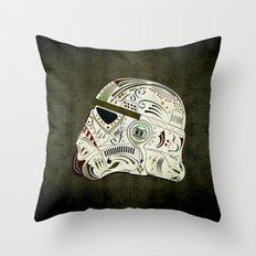 Storm Esé Throw Pillow