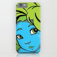 Mermaid Me Happy iPhone 6 Slim Case