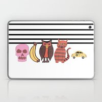 The Unusual Suspects Laptop & iPad Skin