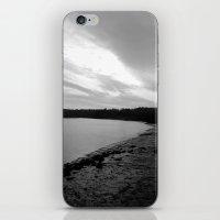 Dark River iPhone & iPod Skin