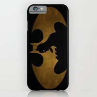 The dark man iPhone 6 Slim Case