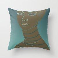 notitle Throw Pillow