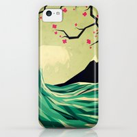 iPhone Cases featuring falling in love by Yetiland
