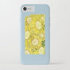 Kansas in Flowers Slim Case iPhone 7