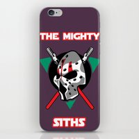 The Mighty Siths iPhone & iPod Skin