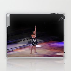 Glee Concert: Lea Michele Laptop & iPad Skin