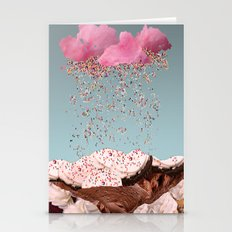 Just A Sprinkle Stationery Cards