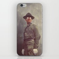 Armor iPhone & iPod Skin