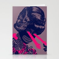 Look Into My Beautiful E… Stationery Cards