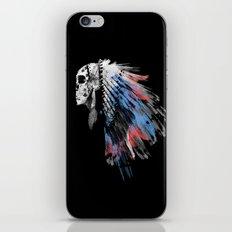 Dead Chief iPhone & iPod Skin