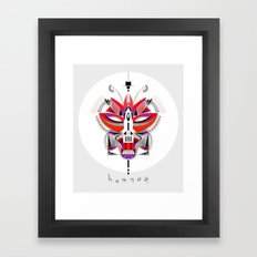 FOX-2 Framed Art Print