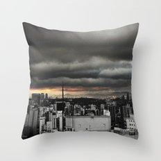 Dark Sky SP Throw Pillow