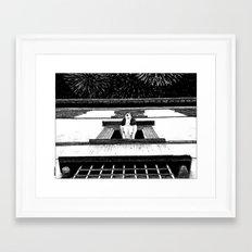 Apollonia Saintclair 445… Framed Art Print
