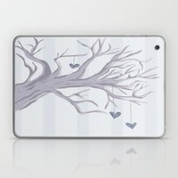 Cold Cold Heart Laptop & iPad Skin