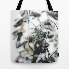 Winter. Tote Bag