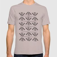 wreath Mens Fitted Tee Cinder SMALL