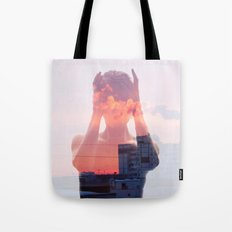Insideout 8. Mind Pollution Tote Bag