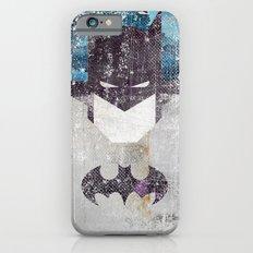 Bat grunge superhero Slim Case iPhone 6s