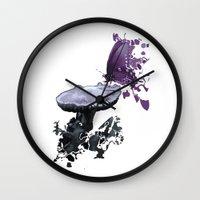 Mystic Majesty  Wall Clock