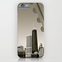 Stark Chicago In Black &… iPhone 6 Slim Case