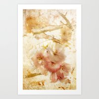 Blossom Crush Art Print