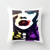 Aguilera 1.0 Throw Pillow