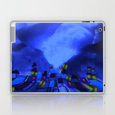 beneath the walls Laptop & iPad Skin