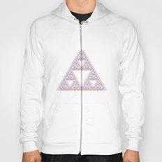 3 Triangle Hoody