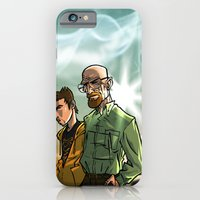 iPhone & iPod Case featuring Breaking Bad by Adrien ADN Noterdaem