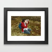 That's The Shot Framed Art Print