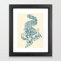Horsemen Of The Apocalyp… Framed Art Print