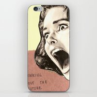 Thinking About The Futur… iPhone & iPod Skin