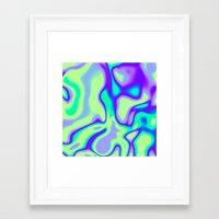 Calming Framed Art Print