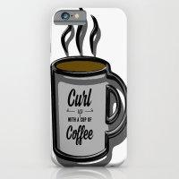 Curl up iPhone 6 Slim Case