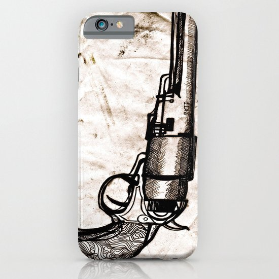 American Pistol II iPhone & iPod Case