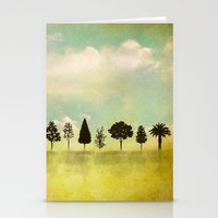 IN RANK AND FILE Stationery Cards